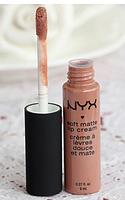 Помада жидкая NYX soft matte Lip Cream № 4