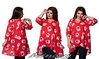 Блуза туника женская 62, фото 1