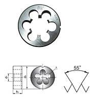 Плашка М 6 (1,0) (Микротех) инструментальная сталь