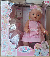 Кукла-пупс Baby Born, Оригинал, девять функций. 8006-1-2.