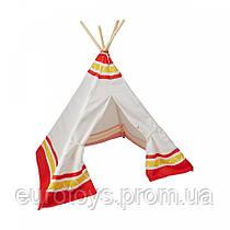 HAPE  Детская игровая палатка Вигвам (красная) (E4307)