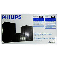 Аудио центр PHILIPS BTM2310/12 (Black) 2х15Вт MP3-CD;CD;bluetooth+пульт
