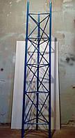 Мачта антенная секционная трехгранная сварная (мачтовые сооружения)