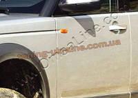 Накладки на дверные ручки Omsa на Land Rover Discovery 1998-2004