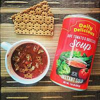Дейли Делишес Суп из спелых томатов и брокколи  Daily Delicious Ripe Tomato & Broccoli