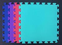 ТАТАМИ Ласточкин Хвост(45смх45смх1см). Напольное покрытие.
