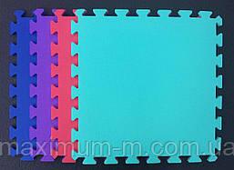 ТАТАМИ Ласточкин Хвост(50смх50смх1см). Напольное покрытие.