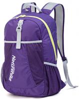 Лёгкий складывающийся штурмовой рюкзак 22л Naturehike тёмно-синий NH15A119-B
