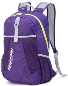 Лёгкий складывающийся штурмовой рюкзак 22л Naturehike NH15A119-B, фото 2