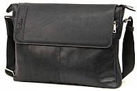 Кожаная мужская сумка Tom Stone 404