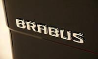 Эмблема шильдик значок Brabus (пластик)