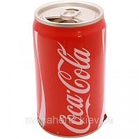 Портативная MP3 колонка от USB FM Coca-Cola