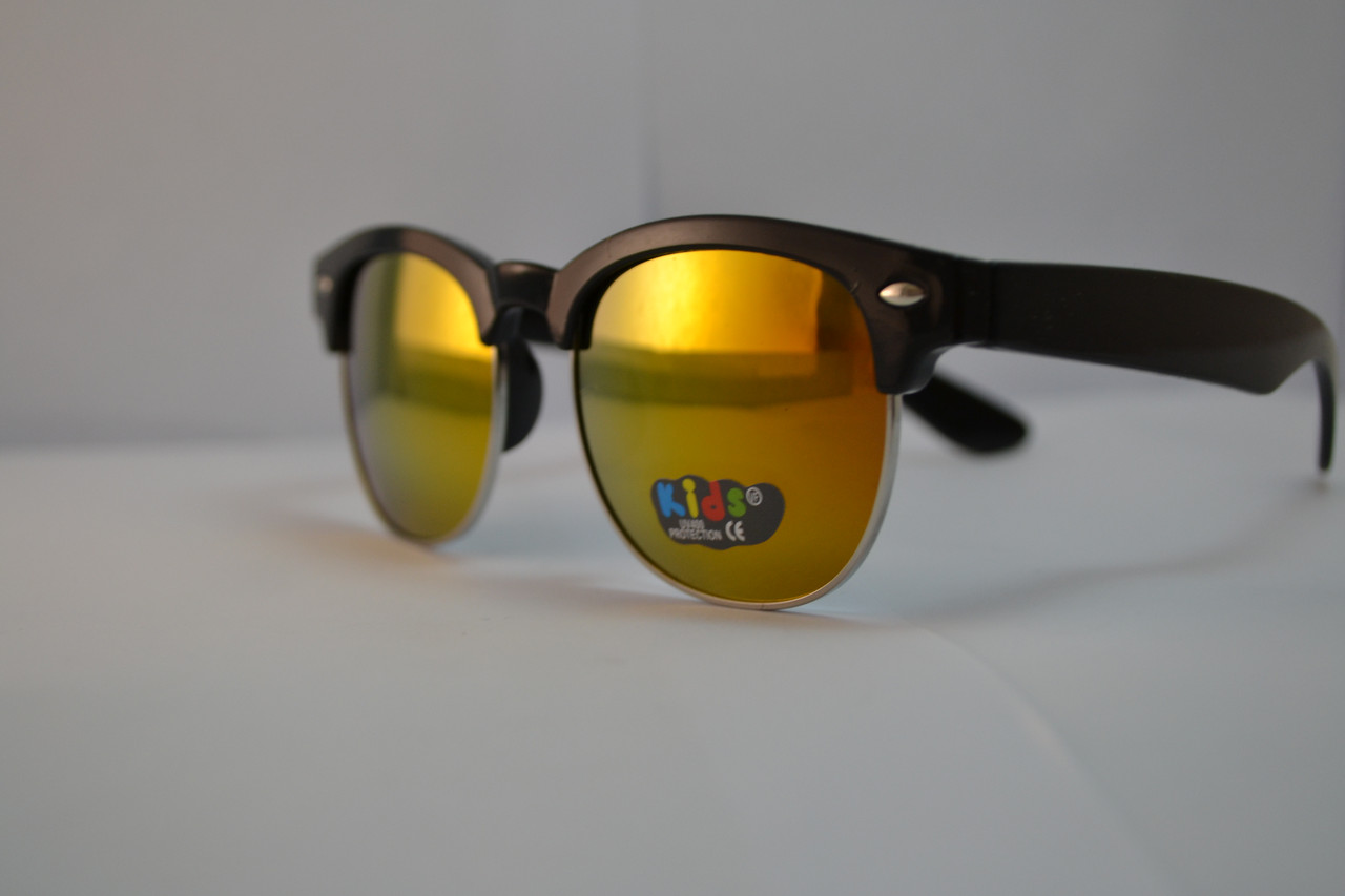 9f8e41a201ac Оранжевые солнцезащитные очки детские - OnlyBest - лучшее только для Вас в  Виннице