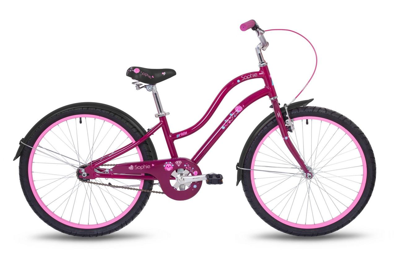 """Детский велосипед Pride Sophie 24"""" (BB)"""