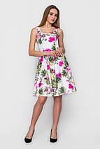Платье цветочный принт | Goldy sk, фото 3