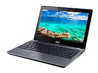 Нетбук бу Acer Chromebook 11 C740 Intel Celeron 3205U 1.50 GHz/4 Gb/SSD 16 Gb, фото 1