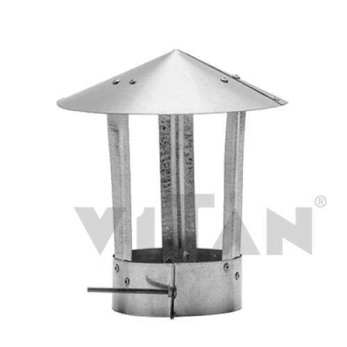 Зонт вентиляционный Ø150