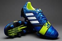 Футбольные бутсы Adidas Nitrocharge 1.0 FG Q33665