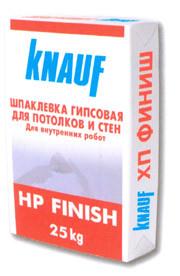 Шпаклевка НР Финиш (HP Finish), 25 кг