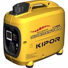 Инверторный генератор KIPOR IG1000 (1 кВт)