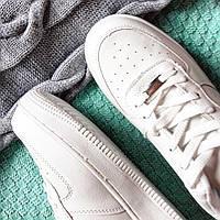 Мужские белые кроссовки найк Nike air force копия