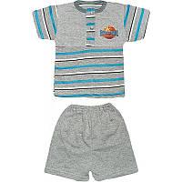 Комплект футболка и шорты для мальчика