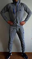 Качественный спортивный костюм Reebok, для мужчин
