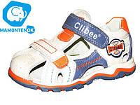Детские кожаные сандалии TM Clibee р.30