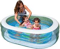 Детский надувной бассейн Intex 57482 163-107см