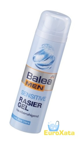 Гель для бритья BALEA Men Sensitive (200 мл)