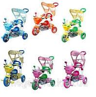 Детский велосипед трехколесный B 3-9 A