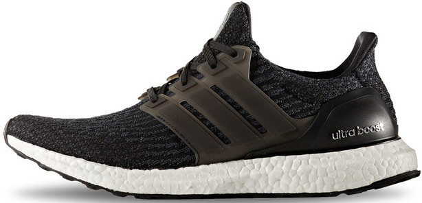 Мужские кроссовки Adidas Ultra Boost 3.0 LTD Black BA8924, Адидас Ультра Буст