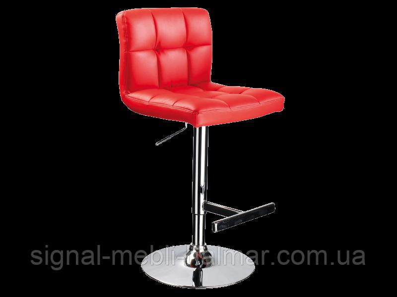 Барный стул C-105 Signal красный