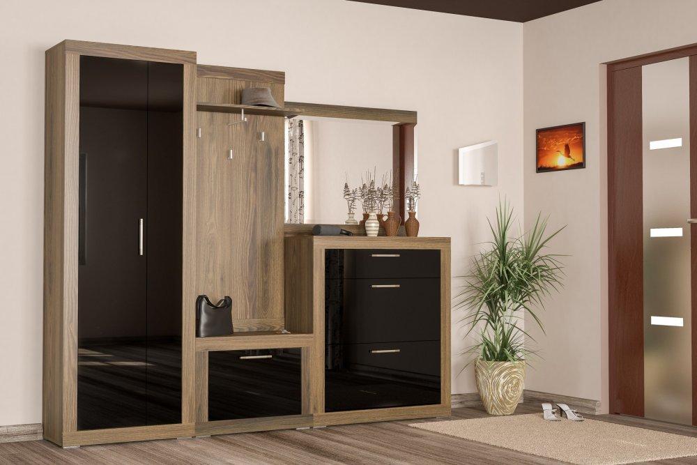"""Прихожая """"парма"""" мебель сервис , цена 6356 грн., купить в к."""