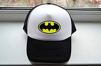 Кепка,бейсболка молодежная бетмен,Batman реплика