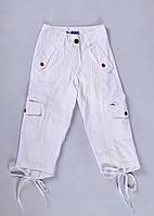 Белые детские Капри , фото 1