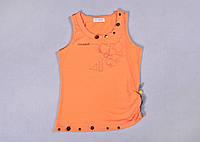Детский топ оранжевый  для девочки , фото 1