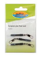 Крепление поплавка Fishing Roi European Plan Float Seat  3 шт. (YM-4026)