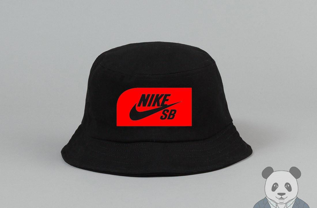 Панамка Найк,Nike черная