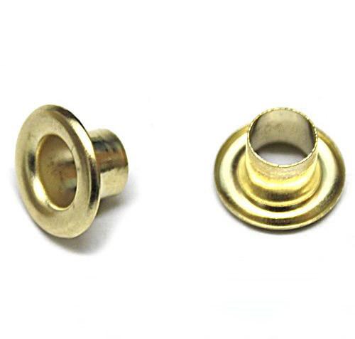 Блочка золото D5мм (5000шт.)