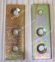 Пластина для террасной доски 20x60x0x3,0