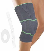 Бандаж коленный с гибкой опорой и поддержкой коленной чашечки Genucare Comfort C