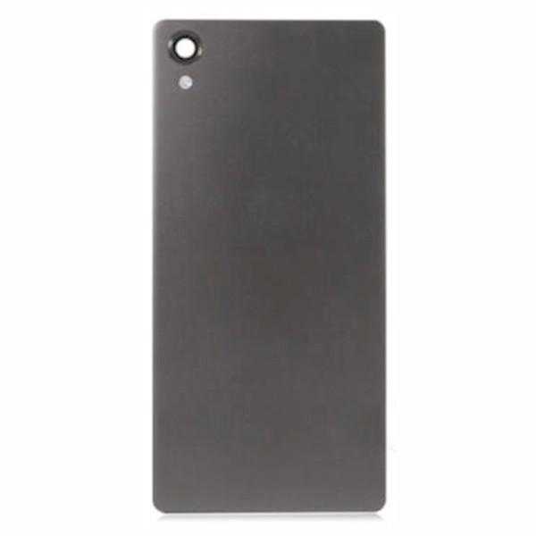 Задняя крышка для Sony Xperia X Dual F5122 серый