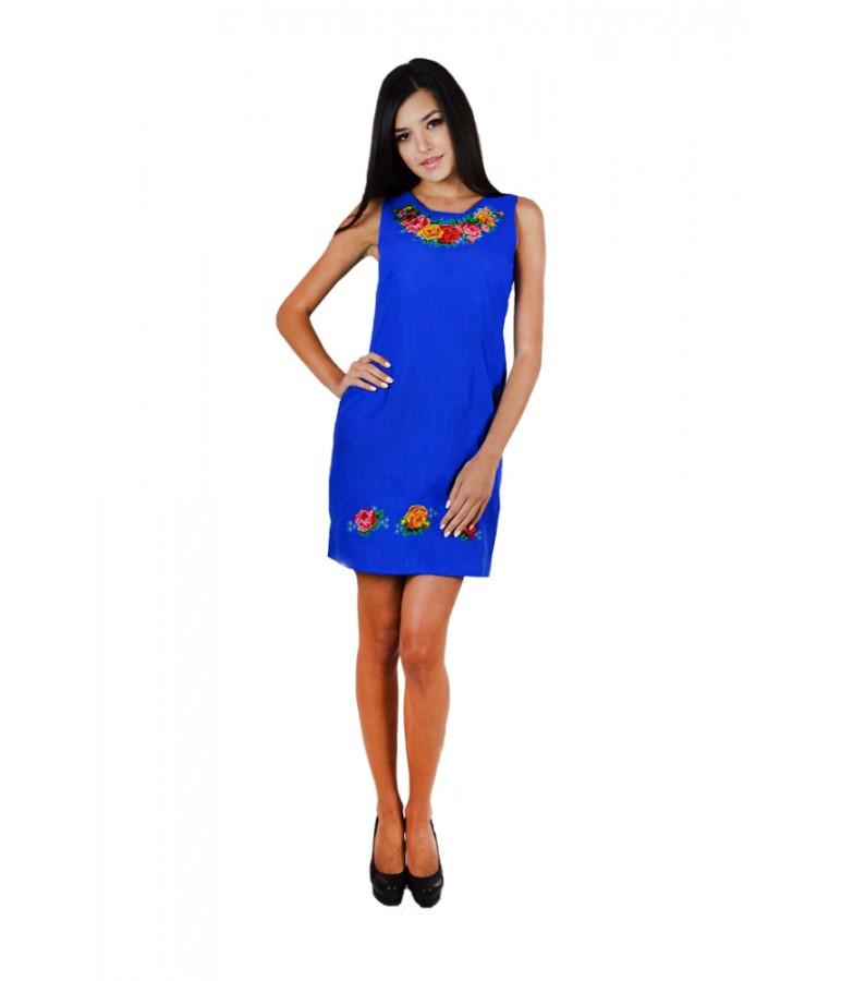 1d68ffc1829c6fc Платье в украинском стиле. Вышитое платье. Украинские вышиванки. Вышитые женские  платья. Стильные