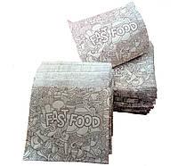 Бумажная упаковка для бургеров 8.66Ф