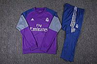 Тренировочный костюм Реал Мадрид сезон 2016 -2017