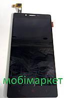 Модуль (сенсор + дисплей) Xiaomi Redmi Note чорний