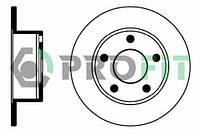 Диск тормозной задний Volkswagen, passat b5
