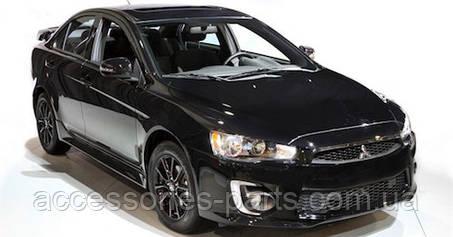Mitsubishi выпустит на рынок ограниченную серию Lancer Black Edition