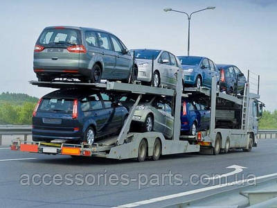 Импорт легковых автомобилей в Украину вырос на 80%
